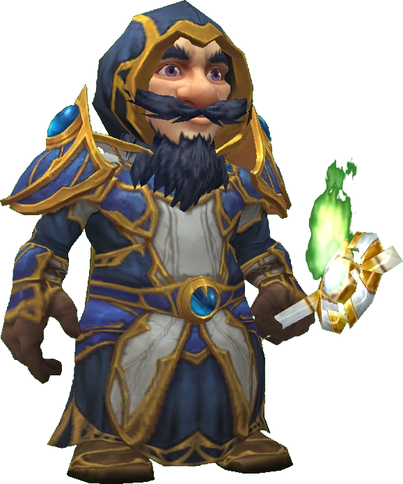 World of Warcraft: Magier