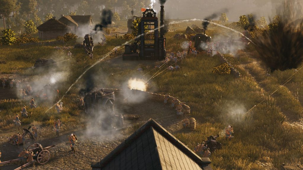 Iron Harvest: Screenshot