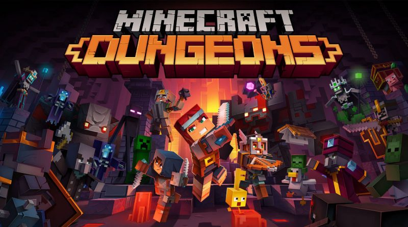 """Minecraft Dungeons"": DLC ""Jungle Awakens"" kommt am 1. Juli"