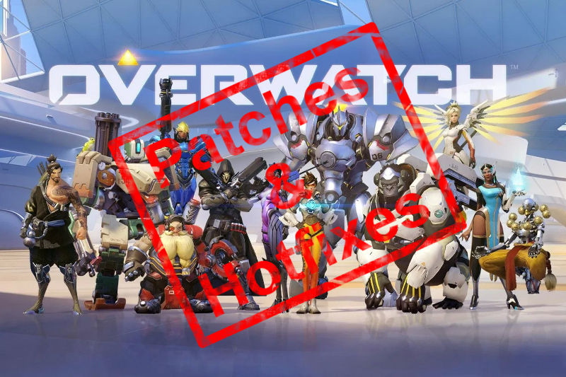 Overwatch: Patches & Hotfixes vom 16.06.2020