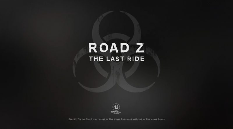 """Road Z: The Last Drive"" für den 21. August angekündigt"