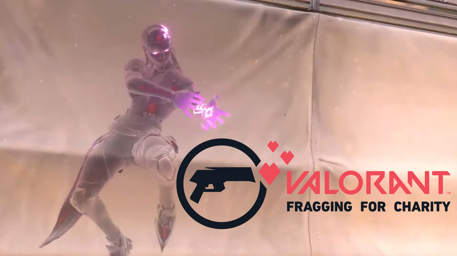 Valorant-Benefiz-Event: Fragging for Charity