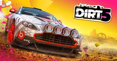 Dirt 5 Cover