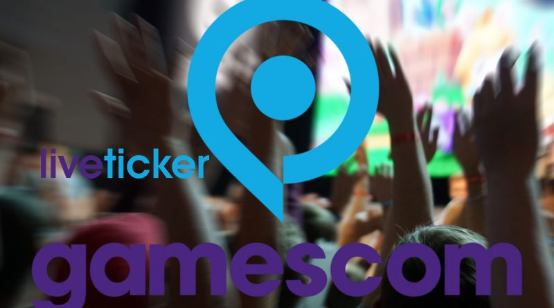 Gamescom Cover