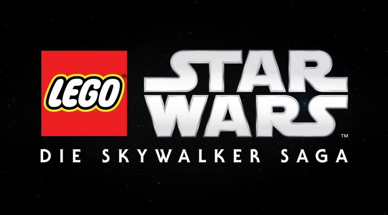 LEGO Star Wars: Die Skywalker Saga Cover