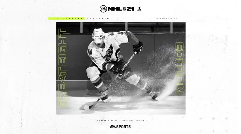 EA SPORTS NHL 21 Cover