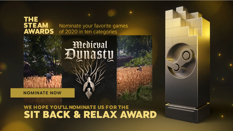 Die Steam Awards
