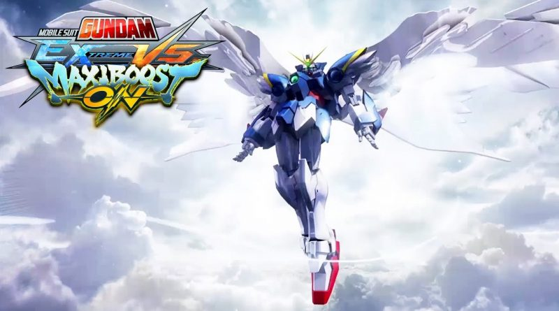 Mobile Suit Gundam Extreme vs Maxiboost On