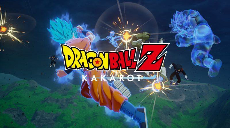 Dragon Ball Z: Kakarot Cover