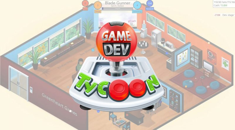 Game Dev Tycoon Cover
