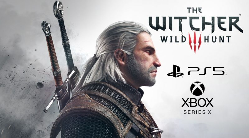 The Witcher: Wild Hunt - The Next Generation Cover