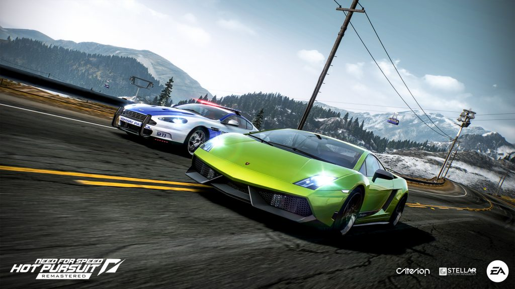 Need for Speed: Hot Pursuit Remastered - Screenshot