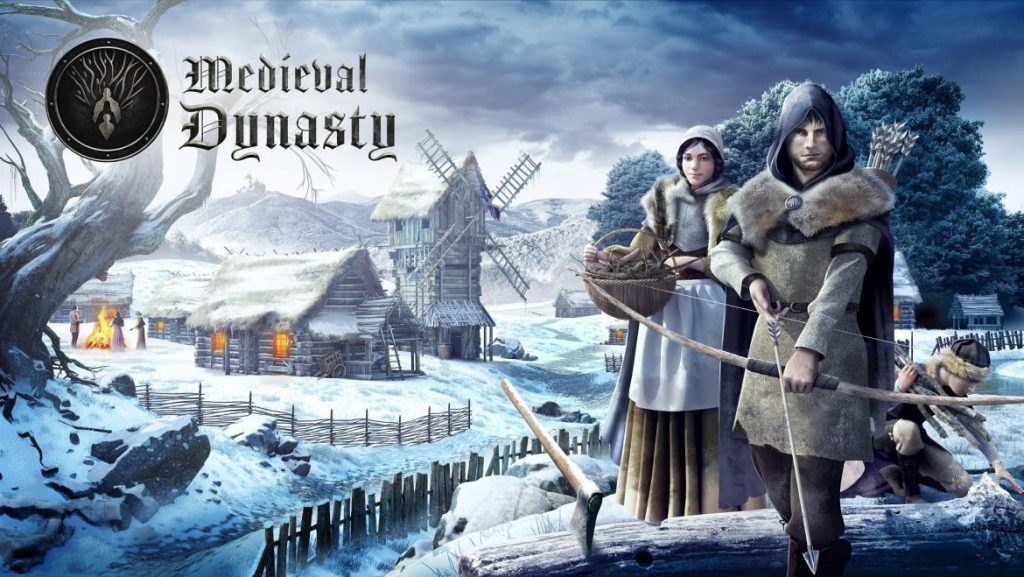 Medieval Dynasty - Early Access im Mittelalter
