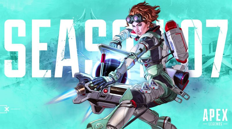 Apex Legends: Season 7 Cover