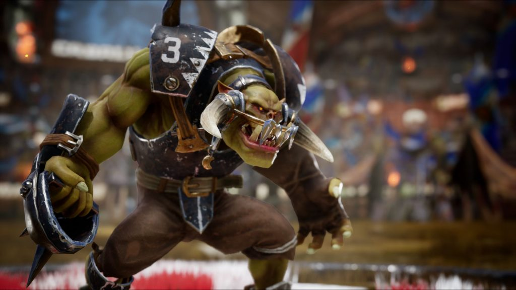 Blood Bowl 3: Screenshot