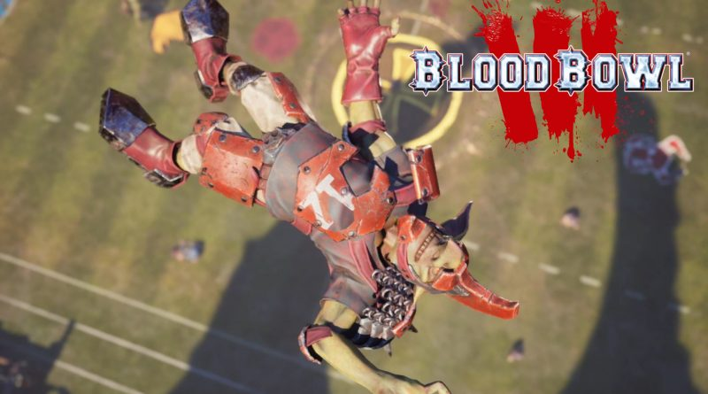 Blood Bowl III Cover