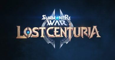 Summoners War: Lost Centuria - Cover