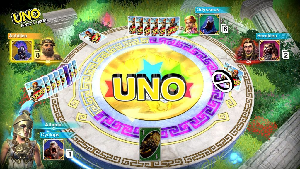 UNO - Fenyx's Quest: Screenshot