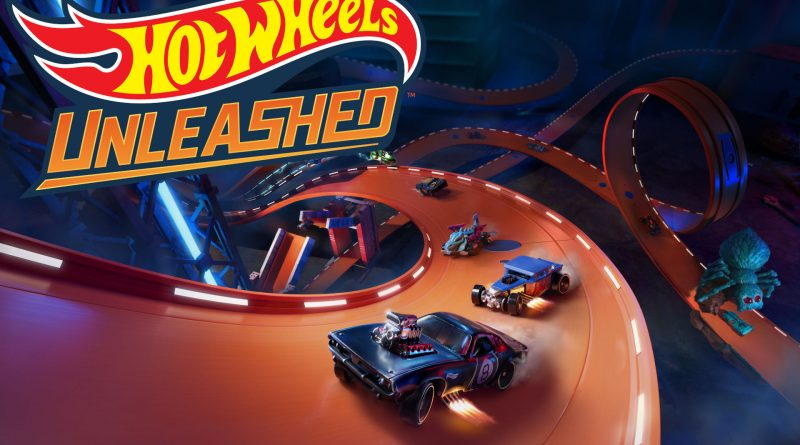 Hot Wheels Unleashed - Cover